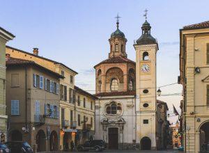 Il centro di San Damiano