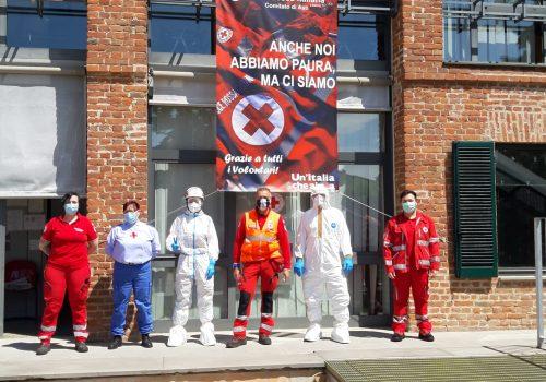 croce rossa asti volontari