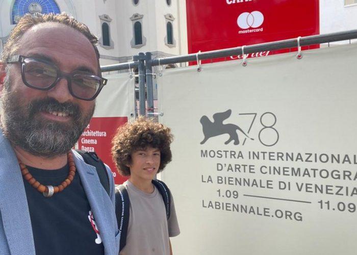 Varlotta Beppe e Nicolò a Venezia 2021