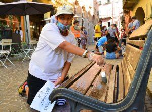 Volontariato in panchina 10