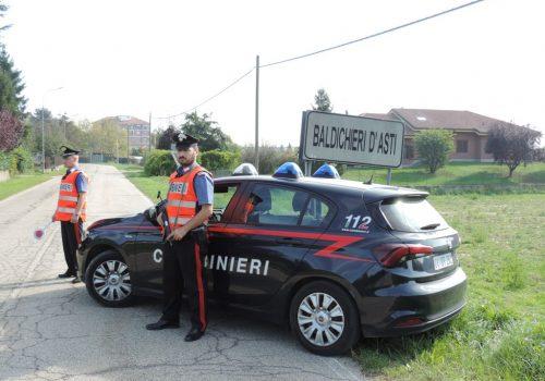 carabinieri baldichieri