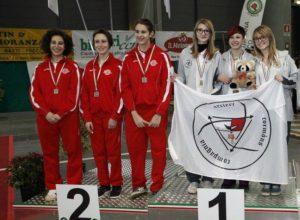 Ai campionati italiani l'Astarco è d'argento