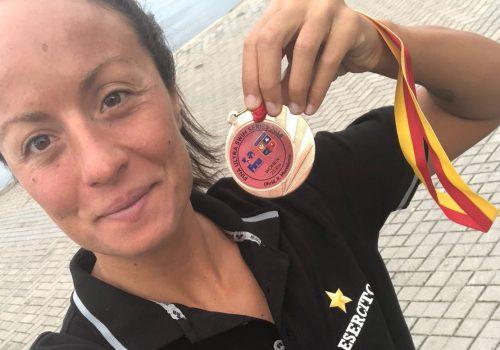 Alice Franco, bronzo in Macedonia