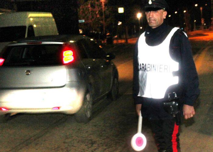 Alla guida sotto alcol e drogheSette denunciati nel weekend