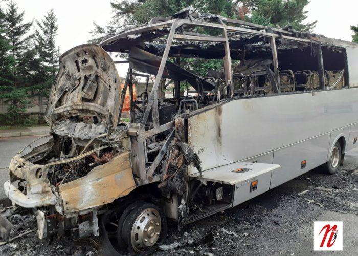 Auto incendiate ad Asti nella notte del1 4 ottobre 2020