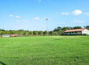 campo da calcio di quarto