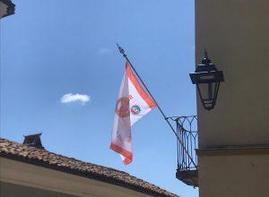 castagnole lanze bandiera arancione