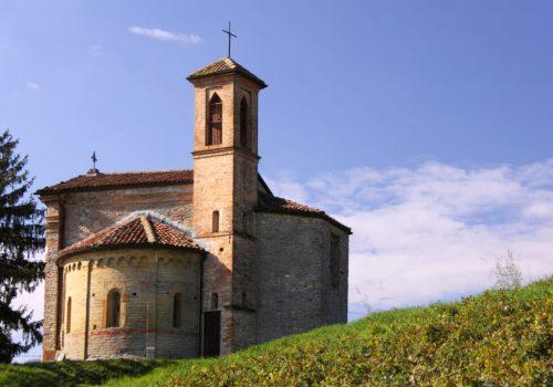 Chiesa di San Giovanni alle Conche a Calamandrana