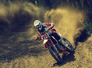 motocross foto generica