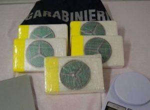 droga carabinieri sito