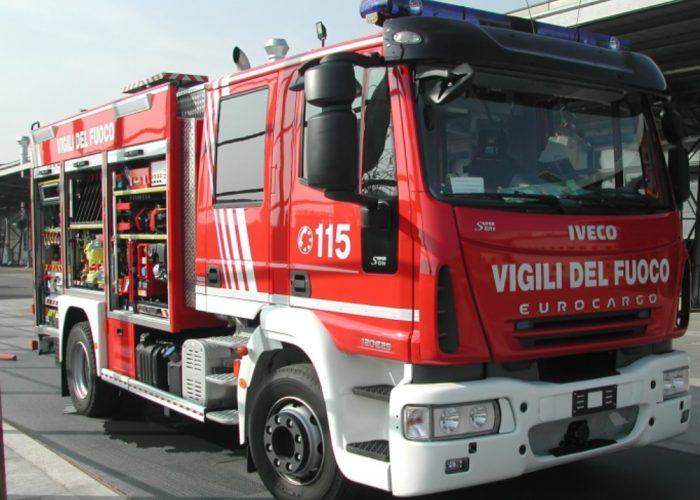 Incendio a Mombercelli, un denunciatoAvrebbe perso il controllo delle fiamme