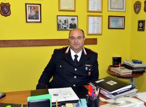 luogotenente Mario D'Orfeo