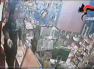 omicidio video frame bacco