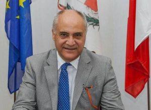Il presidente del Consiglio comunale Giovanni Boccia