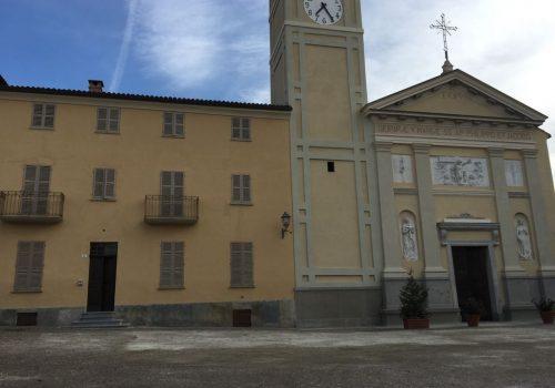 parrocchia di piea