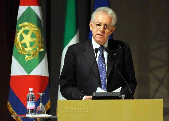 Siria/ Monti: Coalizione nazionale è rappresentante legittima