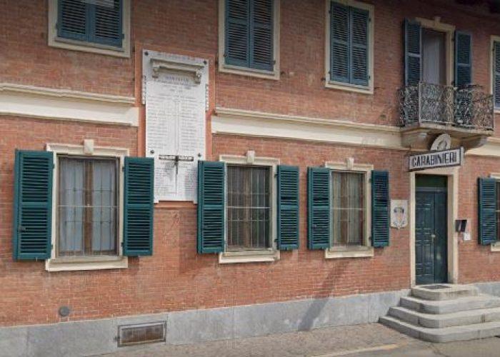 stazione carabinieri montafia