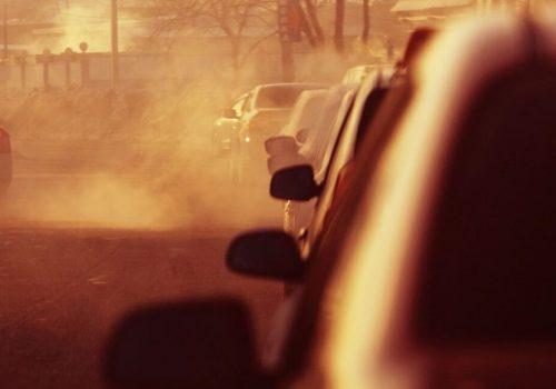 traffico smog